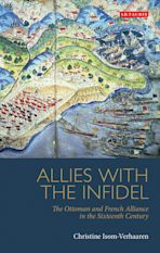 Allies with the Infidel cover