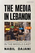 The Media in Lebanon cover