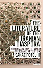 The Literature of the Iranian Diaspora cover
