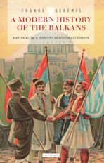 A Modern History of the Balkans cover