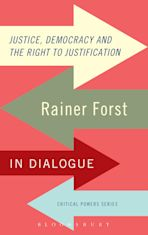 Justice, Democracy and the Right to Justification cover