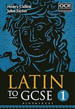 Latin to GCSE Part 1 cover