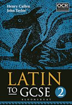 Latin to GCSE Part 2 cover