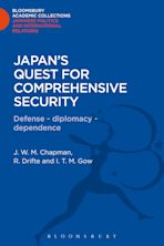 Japan's Quest for Comprehensive Security cover