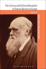 The Literary and Cultural Reception of Charles Darwin in Europe cover