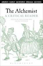 The Alchemist: A Critical Reader cover