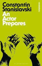 An Actor Prepares cover