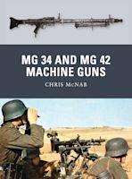 MG 34 and MG 42 Machine Guns cover