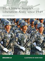 The Chinese People's Liberation Army since 1949 cover