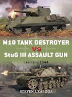 M10 Tank Destroyer vs StuG III Assault Gun cover