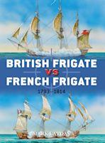 British Frigate vs French Frigate cover