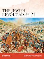 The Jewish Revolt AD 66–74 cover