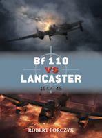 Bf 110 vs Lancaster cover