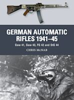 German Automatic Rifles 1941–45 cover