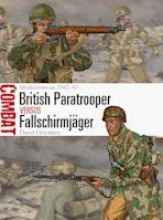 British Paratrooper vs Fallschirmjäger cover
