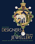 Designers and Jewellery 1850-1940 cover