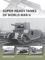 Super-heavy Tanks of World War II cover