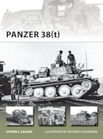 Panzer 38(t) cover