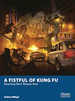 A Fistful of Kung Fu cover