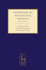 Guidebook to Intellectual Property cover