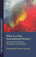What is a Fair International Society? cover