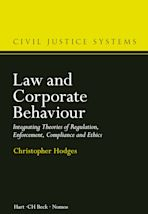 Law and Corporate Behaviour cover
