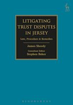 Litigating Trust Disputes in Jersey cover