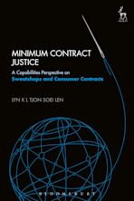 Minimum Contract Justice cover