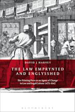 The Law Emprynted and Englysshed cover
