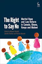The Right to Say No cover