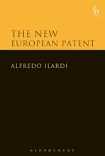 The New European Patent cover