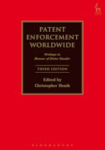 Patent Enforcement Worldwide cover