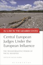 Central European Judges Under the European Influence cover