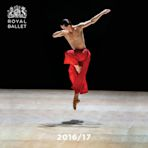 The Royal Ballet 2016/17 cover