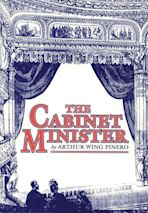 The Cabinet Minister cover