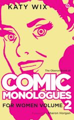 The Methuen Drama Book of Comic Monologues for Women cover