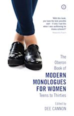 The Oberon Book of Modern Monologues for Women cover