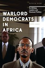 Warlord Democrats in Africa cover
