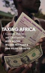 Taxing Africa cover