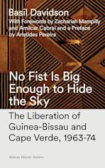 No Fist Is Big Enough to Hide the Sky cover