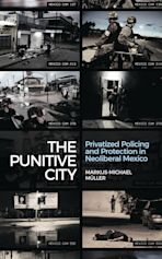 The Punitive City cover