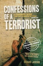 Confessions of a Terrorist (The Declassified Document) cover