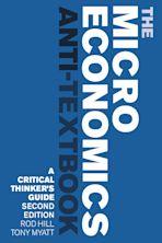 The Microeconomics Anti-Textbook cover