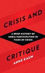 Crisis and Critique cover