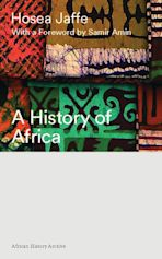 A History of Africa cover