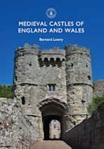 Medieval Castles of England and Wales cover