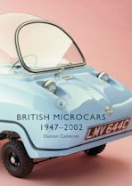 British Microcars 1947–2002 cover