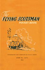 The Flying Scotsman Pocket-Book cover