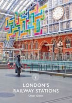 London's Railway Stations cover