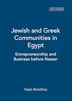 Jewish and Greek Communities in Egypt cover